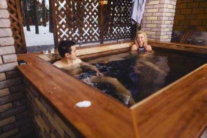 Calgary Hot Tub Installation